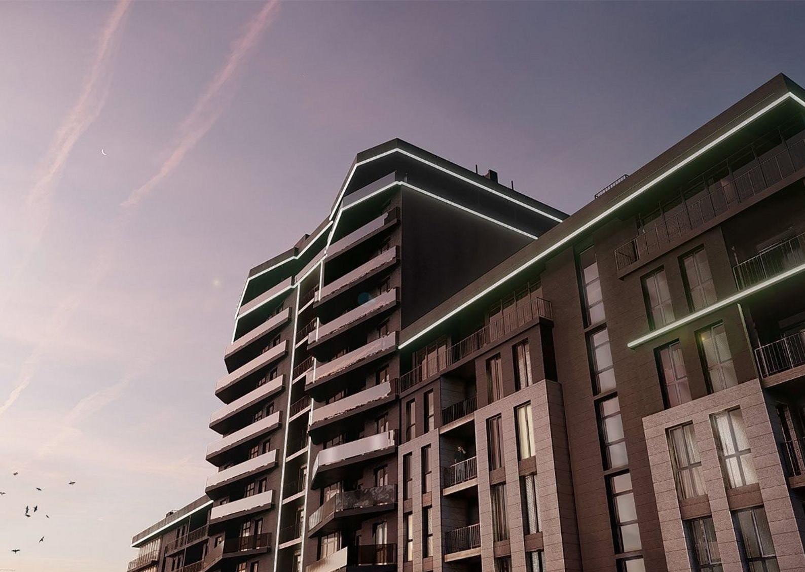 ЖК Tiffany apartments (Тіфані апартментс)
