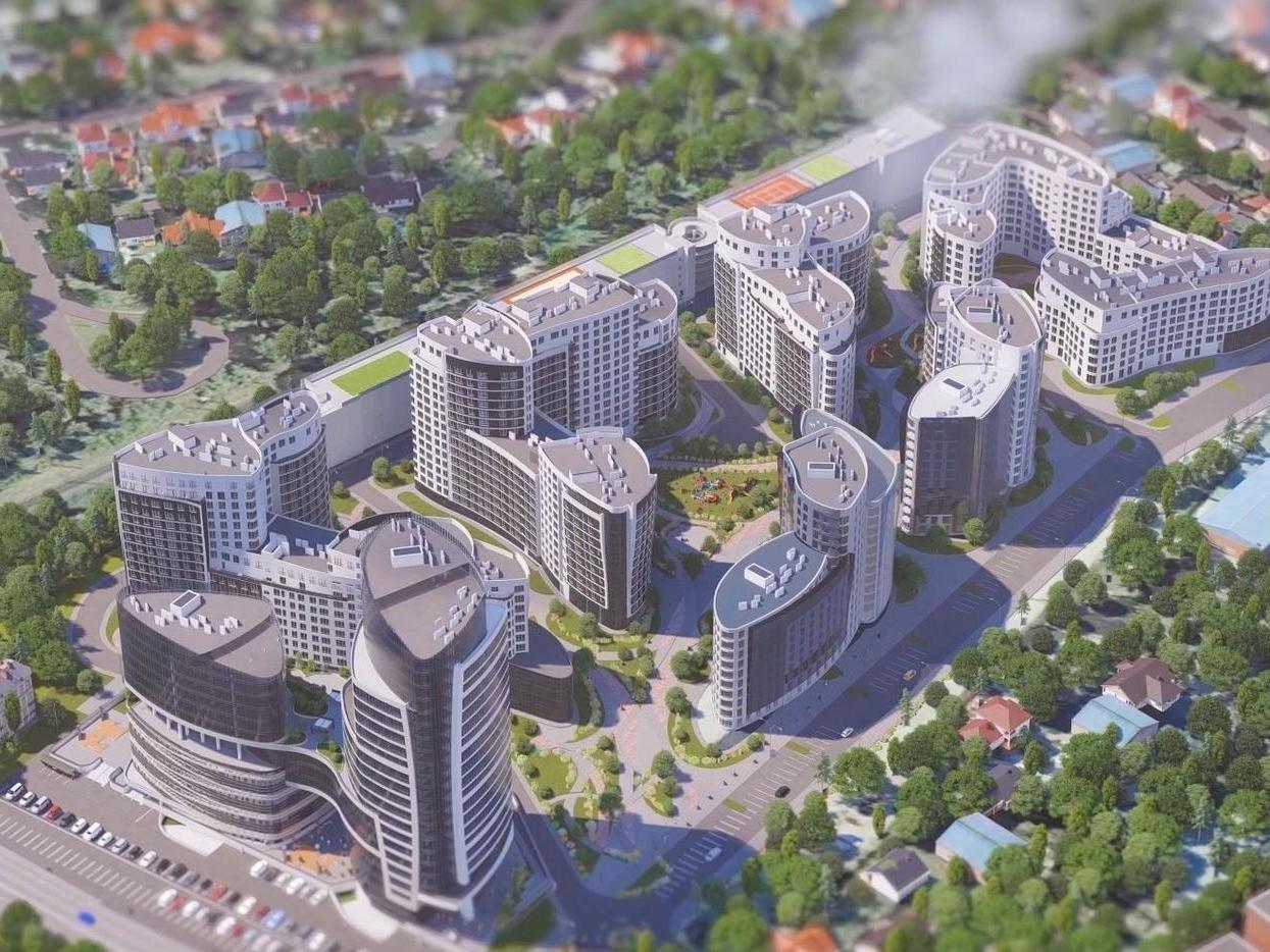 ЖК Парус City (Парус Сіті)