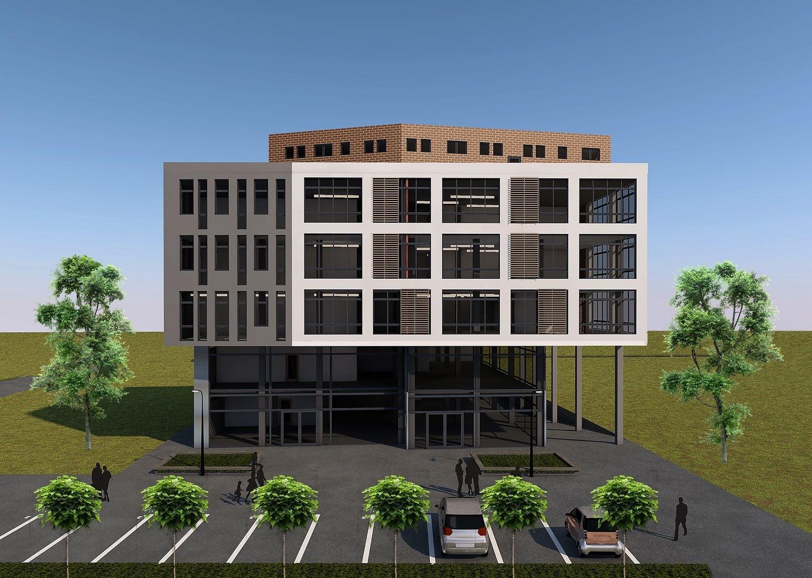 """Апартаменти, комерційні приміщення Q-7 """"Quoroom Apartments"""""""