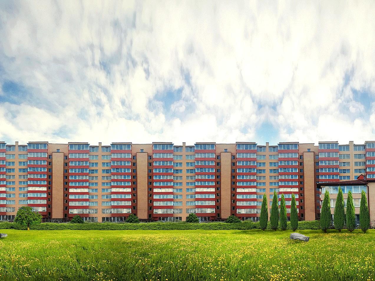 ЖК Сихівська стіна